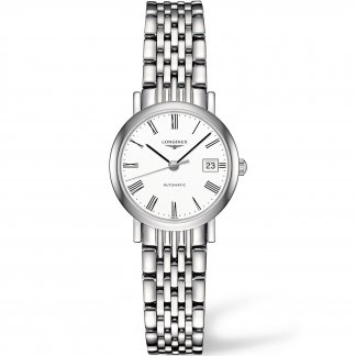 Ladies Swiss Automatic Elegant Flagship Watch L4.309.4.11.6
