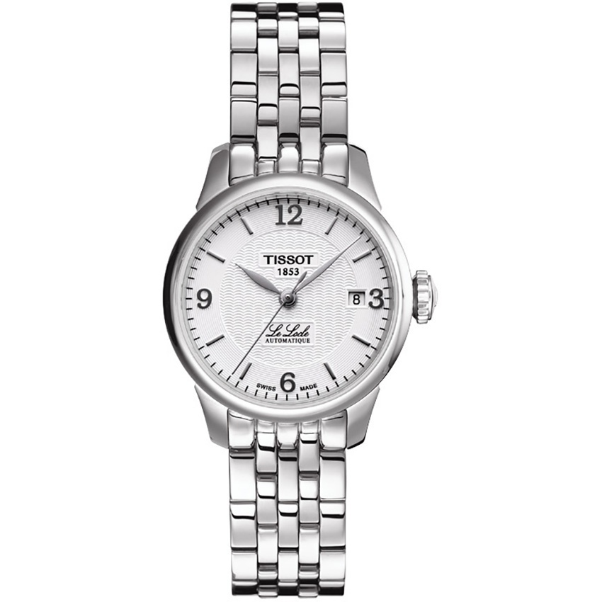 Tissot Ladies Swiss Automatic Le Locle Watch T41.1.183.34