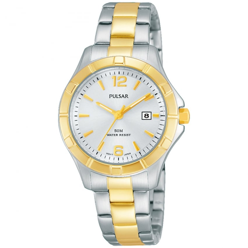 Ladies Two Tone Sport Watch PH7382X1