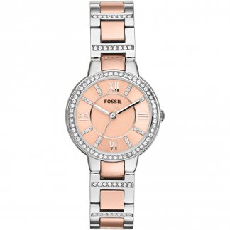 Ladies Two Tone Virginia Watch