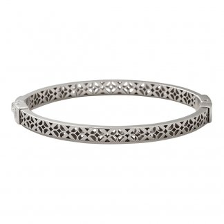 Ladies Vintage Iconic Signature Bangle JF00097040