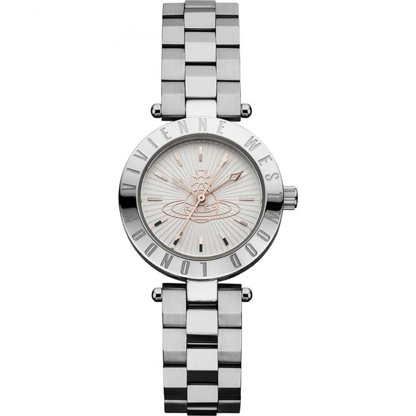 Vivienne Westwood Ladies Westbourne Silver Bracelet Watch VV092SL