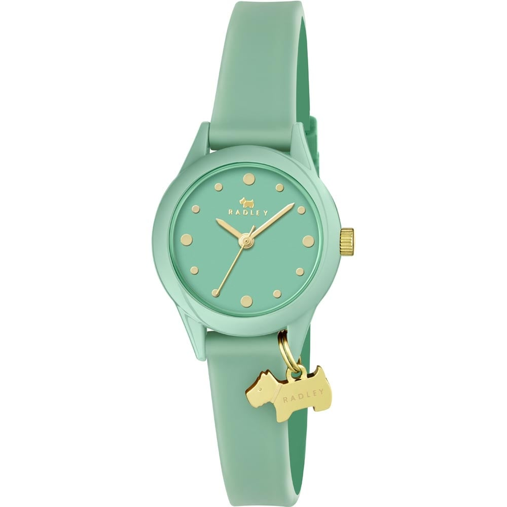 Ladies  Watch It!  Mint Green Silicone Watch - Watches from Francis ... 3b464acae