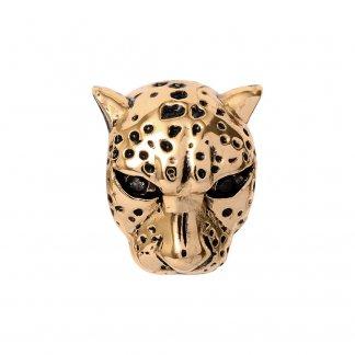 Leopard Gold Charm E25651