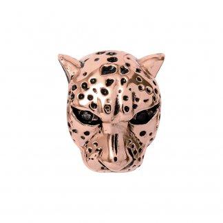 Leopard Rose Gold Charm E27651