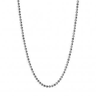 1.5MM Silver Ball Chain - 60cm 5022.0748