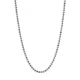 1.5MM Silver Ball Chain - 85cm