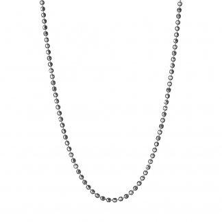 1.5MM Silver Ball Chain - 85cm 5022.0749