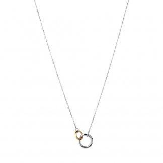 Bi-Metal 20/20 Pendant Necklace 5024.1142