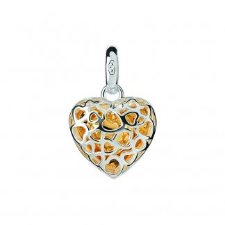 Caged Heart Charm 5030.2297