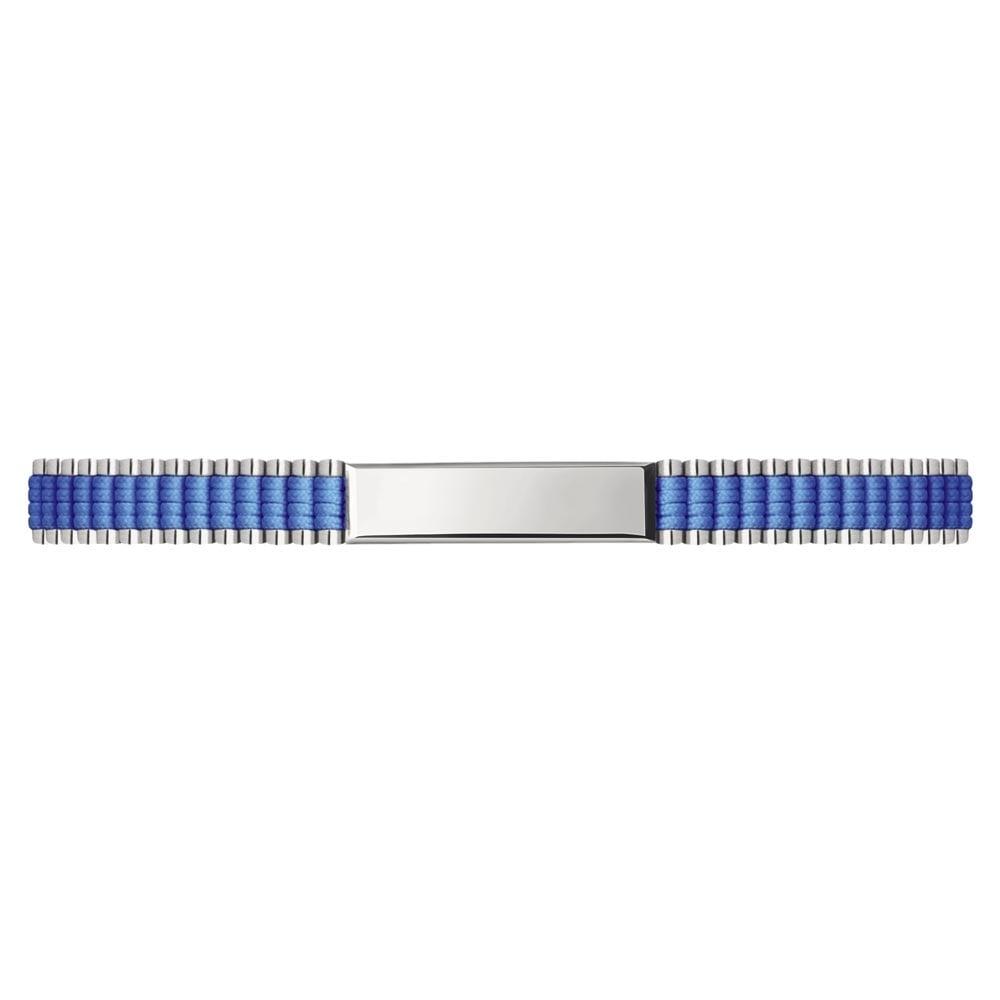 ce5c7628f43a Links of London Children s Bright Blue Cord Friendship Bracelet ...