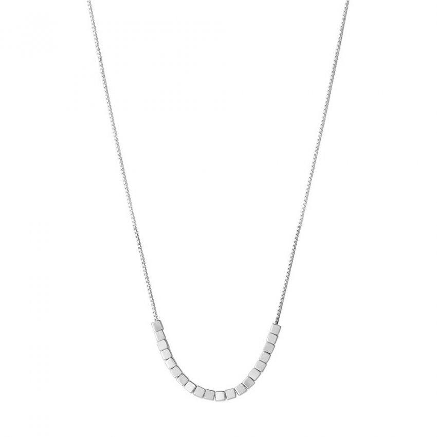 Links of London Cubist Necklace 45-50cm 5020.2700