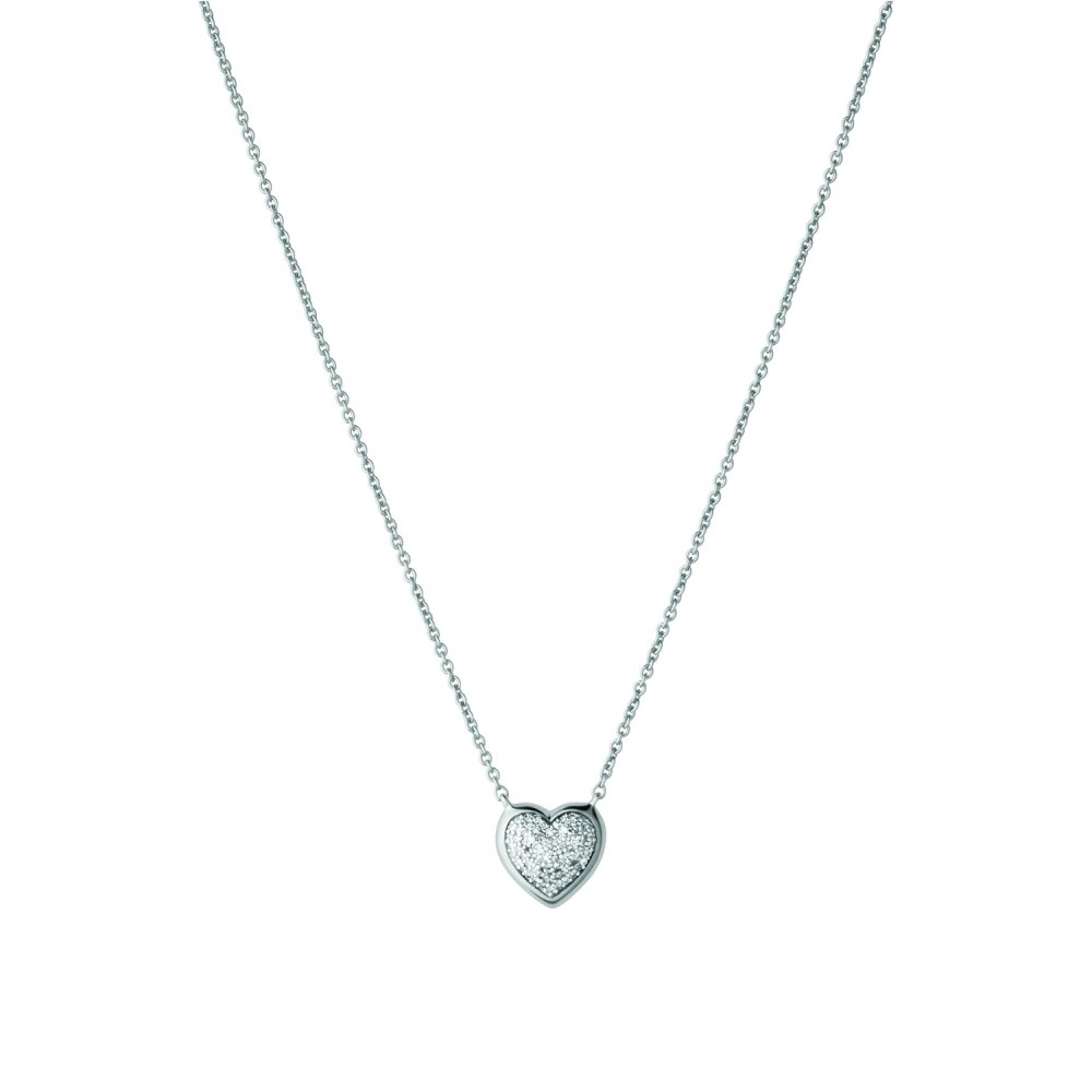 Jewellery Watches Links Of London Womens Jewellery Masquerade Sterling Silver Heart Necklace Entrepreneurship Bt
