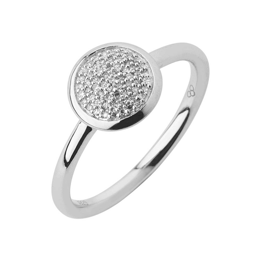 Links of London Diamond Essentials Pave Ring Jewellery from