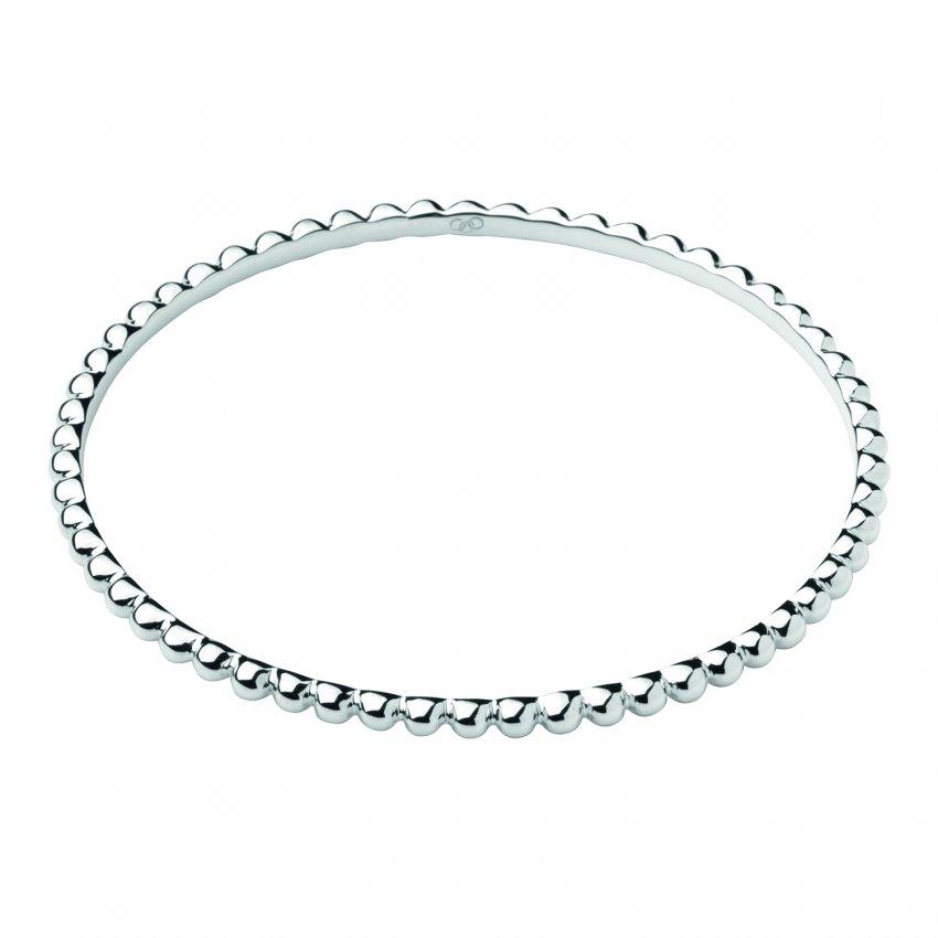 Links of London Effervescence Essentials Silver Bangle 5010.2562