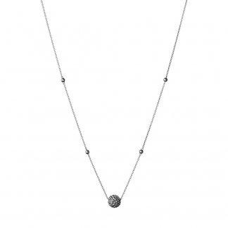 Effervescence Silver Bubble Necklace 5020.1269