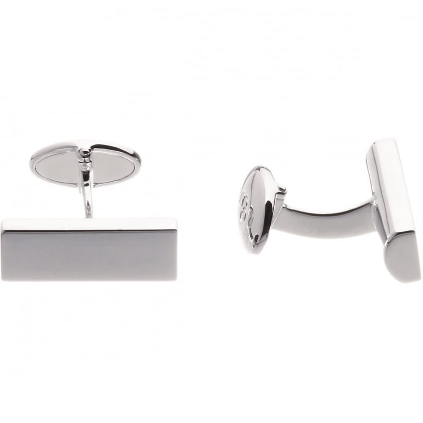 Links of London Gent's Rogue Identity Silver T-Bar Cufflinks 2516.0146