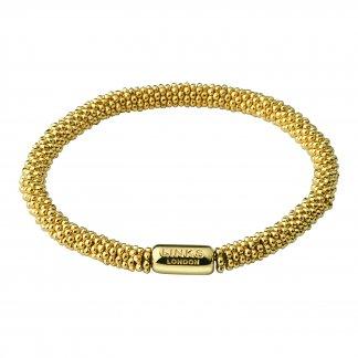 Gold Plated Effervescence Star XS Bracelet 5010.2811