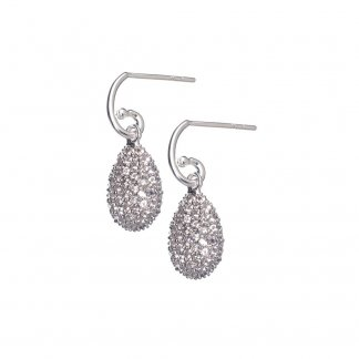 Hope Earrings White Topaz 5040.0857