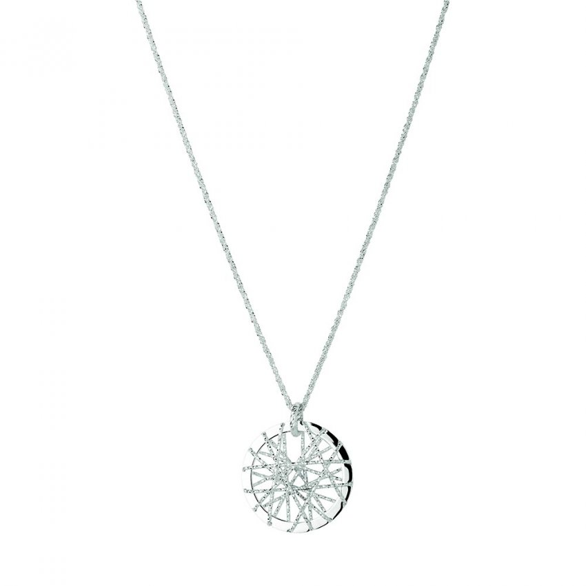 Links of London Ladies Dream Catcher Sterling Silver Necklace 5020.2640