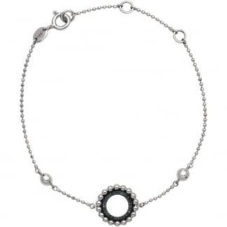 Ladies Effervescence Blue Diamond Bracelet 5010.3401