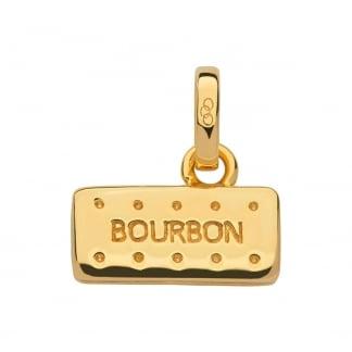 Gold Vermeil Bourbon Biscuit Charm 5030.2536
