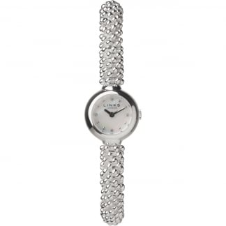Ladies Large Effervescence SS Watch