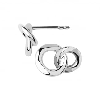 Silver 20/20 Mini Earring Studs