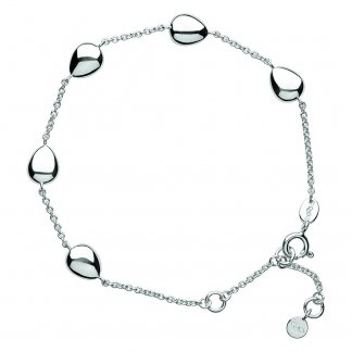 Ladies Sterling Silver Hope Bracelet 5010.2670