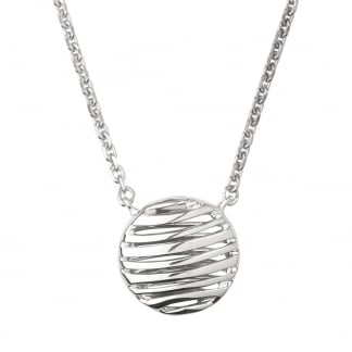 Thames Silver Necklace