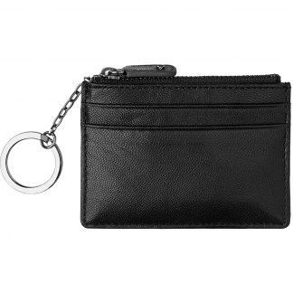 Leather Keyring Card Holder
