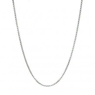 Silver 42CM Mini Belcher Chain 5020.0149