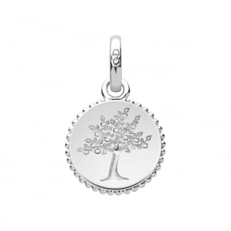 Silver Amulet Tree of Life Pendant