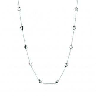 Silver Hope Necklace 60cm