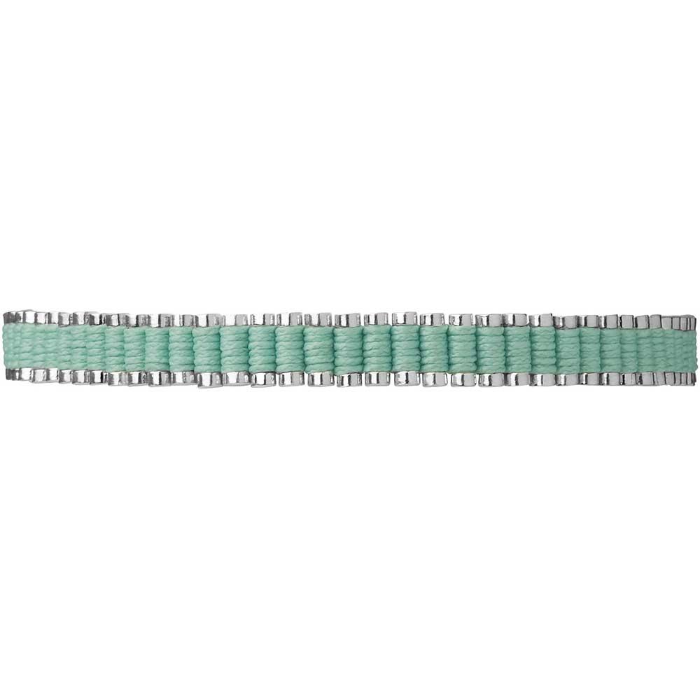 Links of London Mint Green Mini Friendship Bracelet