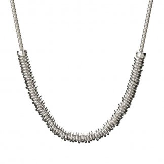 Sterling Silver Sweetie Chain Necklace