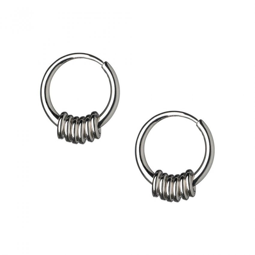 Links of London Sweetie Hoop Silver Earrings 5040.0926