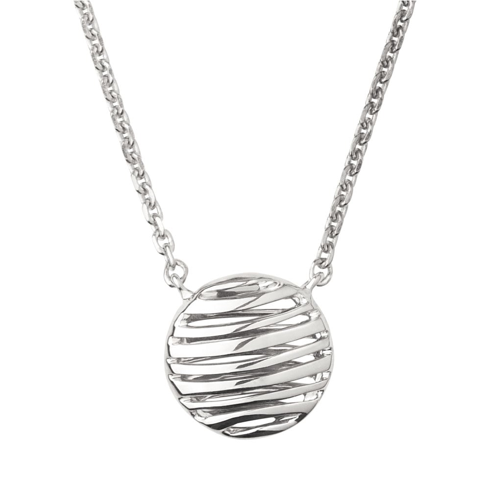 b737124d0c9f Links of London Thames Silver Necklace - Jewellery from Francis ...