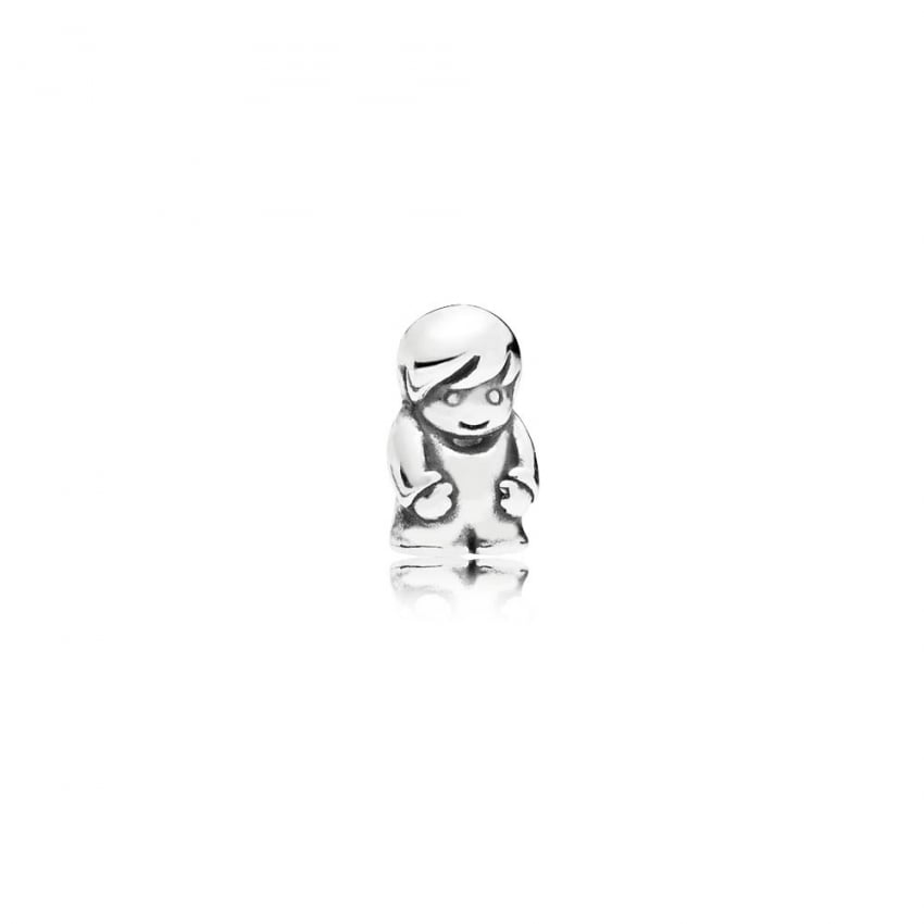 PANDORA Little Boy Petite Memories Charm 796311