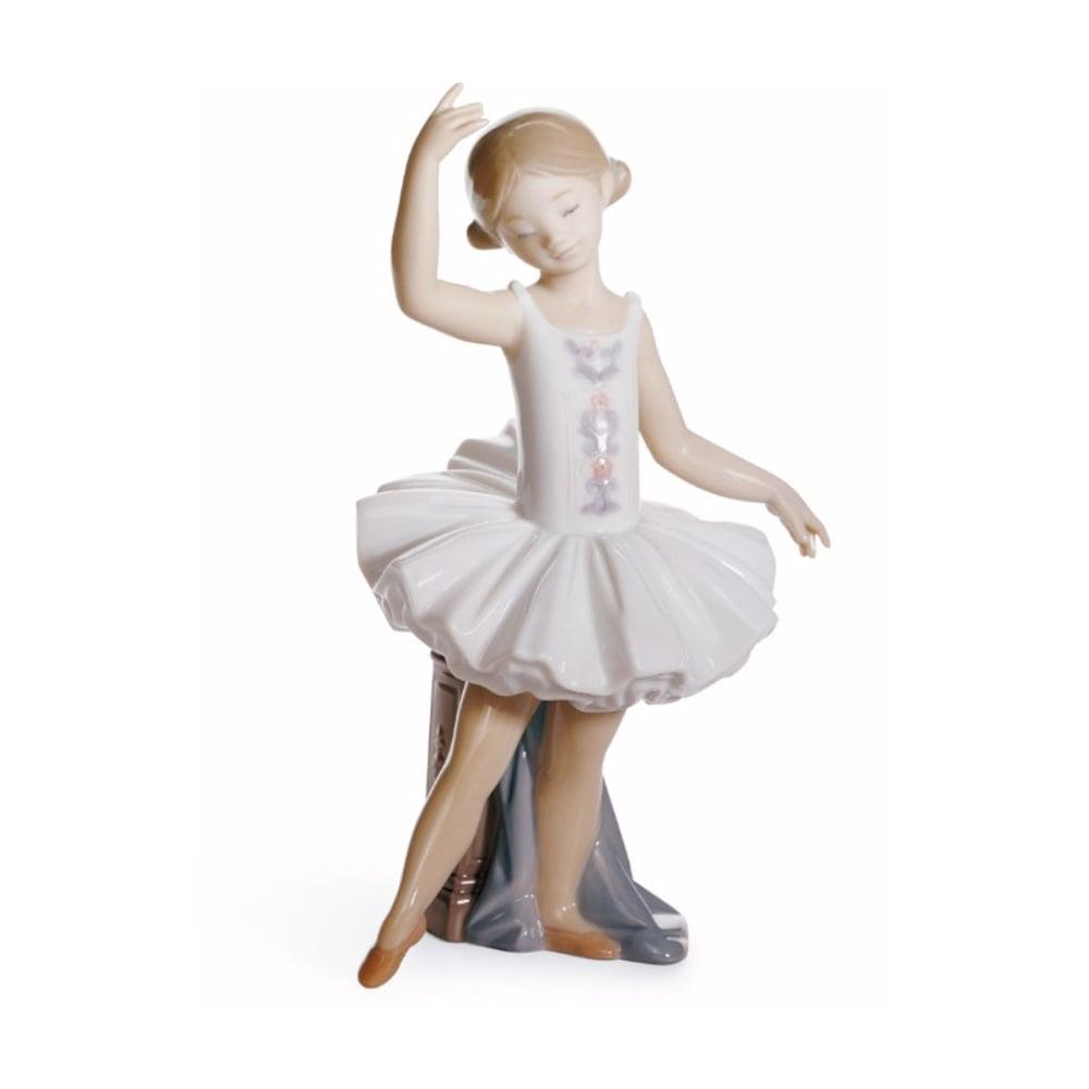 Little Ballerina II - Matte Finish