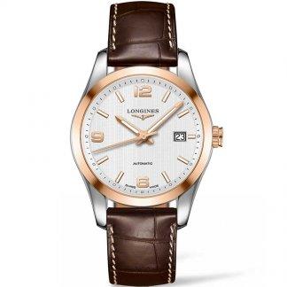 Gent's Conquest Classic Automatic Watch L2.785.5.76.3