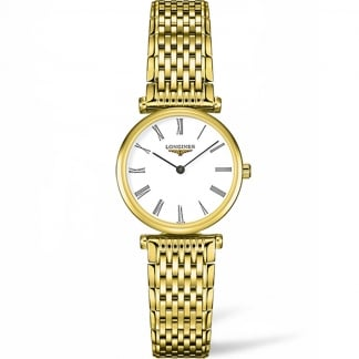 Ladies 24MM Quartz Gold La Grande Classique Watch