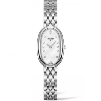 Ladies Diamond Symphonette Quartz Watch L2.305.4.87.6