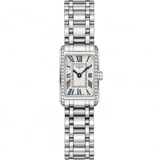Ladies DolceVita Diamond Set Quartz Watch L5.258.0.71.6