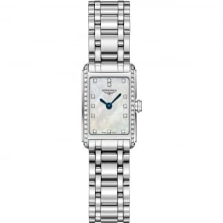 Ladies DolceVita Diamond Set Quartz Watch L5.258.0.87.6