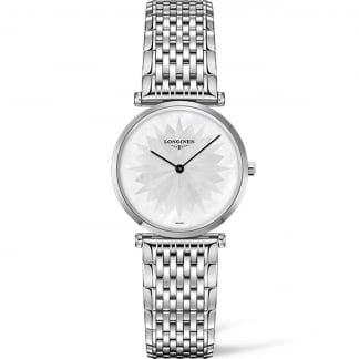 Ladies La Grande Classique Quartz Mother of Pearl Watch