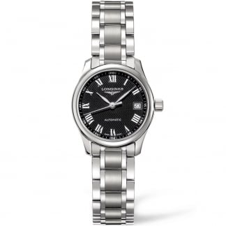 Ladies Master Automatic 25.5MM Bracelet Watch L2.128.4.51.6