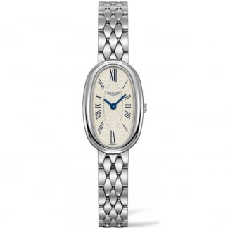 Ladies Quartz Symphonette Watch In Stainless Steel L2.305.4.71.6
