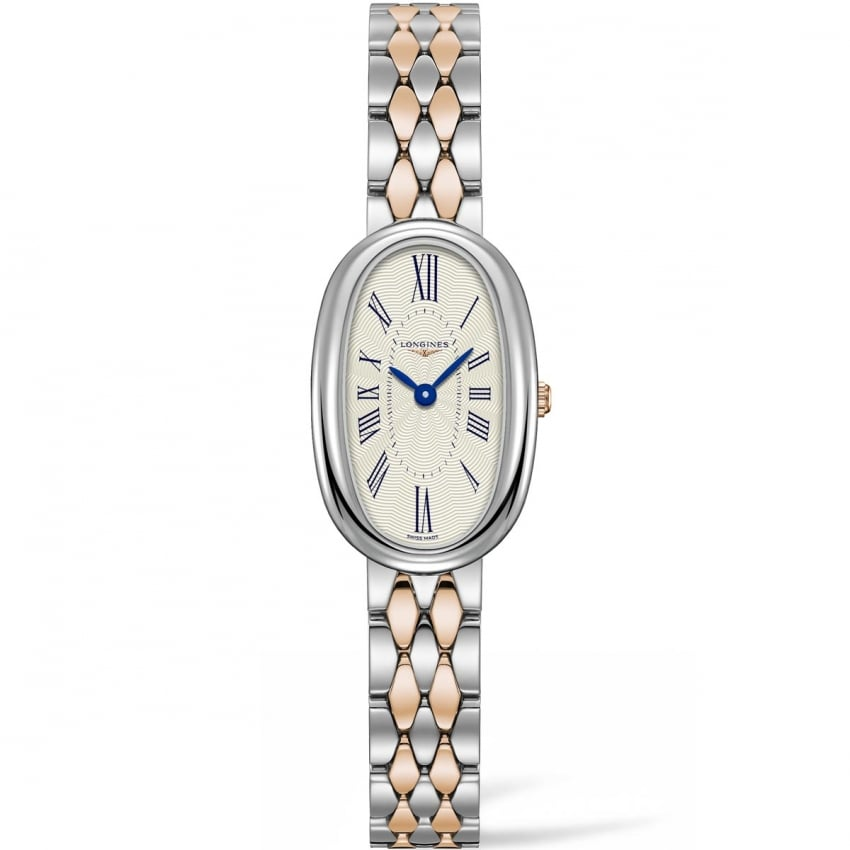 Longines Ladies Symphonette Two Tone Quartz Watch L2.305.5.71.7