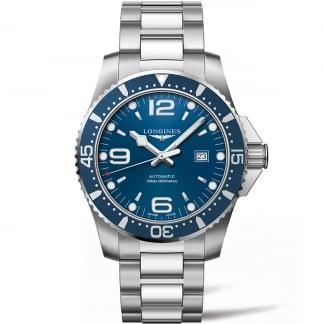 Men's HydroConquest 44MM Automatic Diver's Watch L3.841.4.96.6